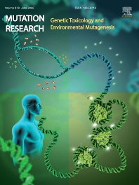 Cover image for Mutation Research - Genetic Toxicology and Environmental Mutagenesis