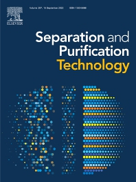 Separation and Purification Technology - ISSN 1383-5866