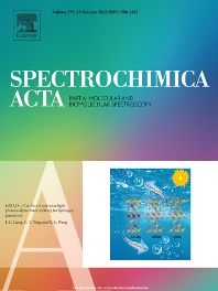 Cover image for Spectrochimica Acta Part A: Molecular and Biomolecular Spectroscopy