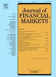 Journal of Financial Markets - ISSN 1386-4181