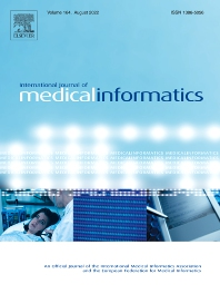 International Journal of Medical Informatics - ISSN 1386-5056