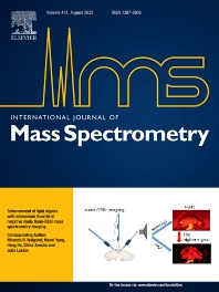 International Journal of Mass Spectrometry - ISSN 1387-3806
