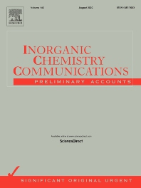 Inorganic Chemistry Communications - ISSN 1387-7003