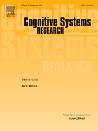 Cover image for Cognitive Systems Research