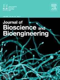 Cover image for Journal of Bioscience and Bioengineering