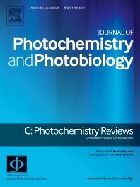 Cover image for Journal of Photochemistry and Photobiology C: Photochemistry Reviews
