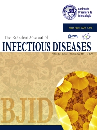Cover image for The Brazilian Journal of Infectious Diseases