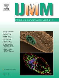 Cover image for International Journal of Medical Microbiology