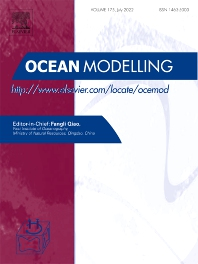 Cover image for Ocean Modelling