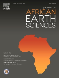 Cover image for Journal of African Earth Sciences