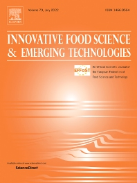 Innovative Food Science and Emerging Technologies - ISSN 1466-8564
