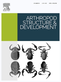 Cover image for Arthropod Structure & Development