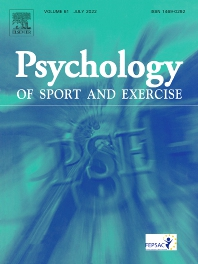Cover image for Psychology of Sport and Exercise