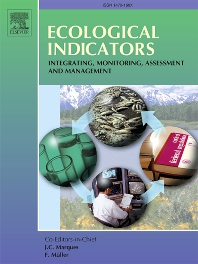 Ecological Indicators - ISSN 1470-160X