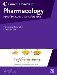 Current Opinion in Pharmacology - ISSN 1471-4892
