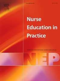 Cover image for Nurse Education in Practice