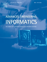 cover of Advanced Engineering Informatics