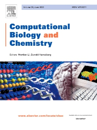 Cover image for Computational Biology and Chemistry