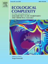 Cover image for Ecological Complexity