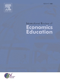 Cover image for International Review of Economics Education
