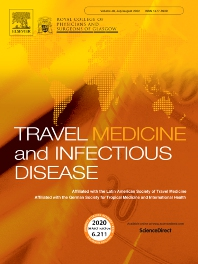 Cover image for Travel Medicine and Infectious Disease