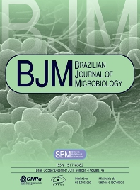 Cover image for Brazilian Journal of Microbiology