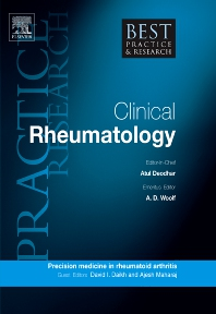 Best Practice & Research: Clinical Rheumatology - ISSN 1521-6942