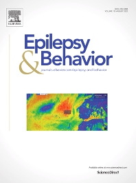 Cover image for Epilepsy & Behavior
