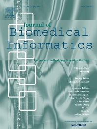 Cover image for Journal of Biomedical Informatics