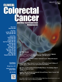 Clinical Colorectal Cancer - ISSN 1533-0028