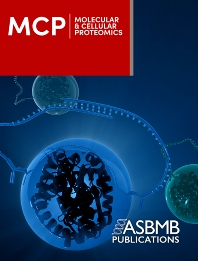 Cover image for Molecular & Cellular Proteomics