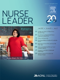 Cover image for Nurse Leader