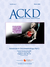 Cover image for Advances in Chronic Kidney Disease