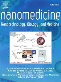 Cover image for Nanomedicine: Nanotechnology, Biology and Medicine