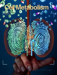 cover of Cell Metabolism