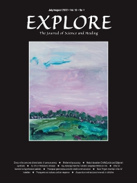 cover of EXPLORE