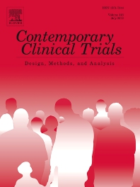 Contemporary Clinical Trials - ISSN 1551-7144