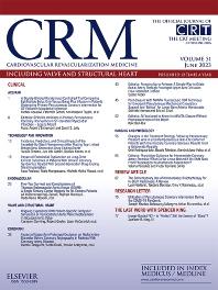 Cardiovascular Revascularization Medicine - ISSN 1553-8389