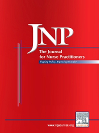 Cover image for The Journal for Nurse Practitioners