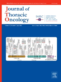 Journal of Thoracic Oncology - ISSN 1556-0864
