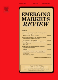 Cover image for Emerging Markets Review