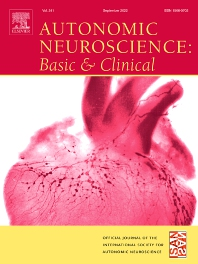 Cover image for Autonomic Neuroscience: Basic and Clinical