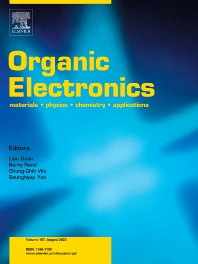 Cover image for Organic Electronics