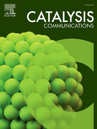 Catalysis Communications - ISSN 1566-7367