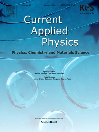 Current Applied Physics - ISSN 1567-1739