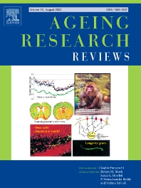 Cover image for Ageing Research Reviews