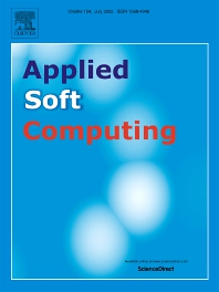 Cover image for Applied Soft Computing