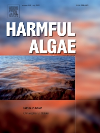 Cover image for Harmful Algae