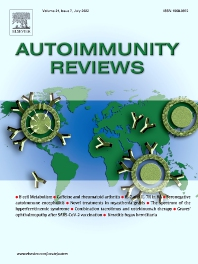 Autoimmunity Reviews - ISSN 1568-9972