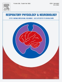 Cover image for Respiratory Physiology & Neurobiology